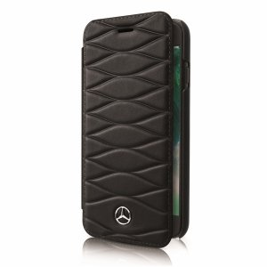 Etui Mercedes MEFLBKS8LWHCLBK S8 Plus G955 book czarny/black