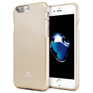 Mercury Jelly Case Huawei Mate 10 złoty /gold