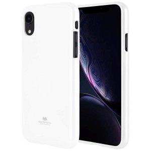 Mercury Jelly Case Huawei P20 lite biał y /white