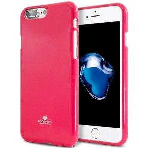 Mercury Jelly Case Huawei P20 różowy /hotpink