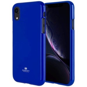 Mercury Jelly Case Huawei Mate 10 Pro niebieski /navy