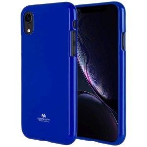 Mercury Jelly Case A530 A8 2018 niebiesk i /navy