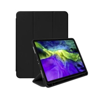 Mercury Flip Case iPad 9.7 czarny/black (2017/2018)