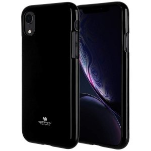 Mercury Jelly Case Huawei P20 lite 2019 czarny/black