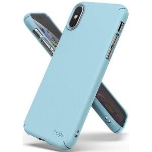Ringke Slim iPhone X/Xs niebieski/sky blue SLAP0032