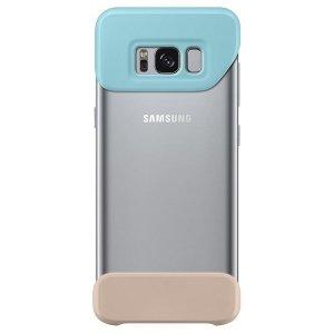 Etui Samsung EF-MG950CM S8 G950 miętowy/mint 2 Piece Cover