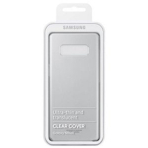 Etui Samsung EF-QN950CV Note 8 N950 szary/orchid gray Clear Cover