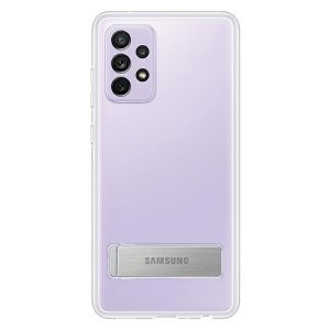 Etui Samsung EF-JA725CT A72 A725 Transparent Clear Standing Cover