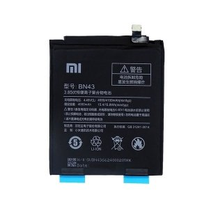 Xiaomi bateria BN43 Redmi Note 4X bulk 4000 mAh