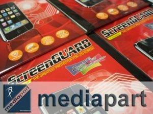 SCREENGUARD FOLIA OCHRONNA CrystalClear do SAMSUNG WAVE3 S8600