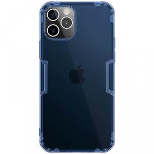 NILLKIN NATURE ETUI CASE iPhone 12 / 12 PRO 6.1 - BLUE