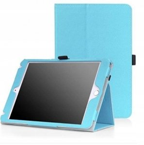 MoKo Etui Futerał z miejscem na pencil iPad PRO 9.7 (niebieski)
