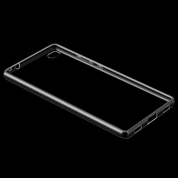 Futerał Back Case Ultra Slim 0,3mm - HUAWEI ASCEND P8 LITE (CLEAR)