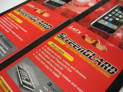 SCREENGUARD FOLIA OCHRONNA CrystalClear do NOKIA ASHA 303