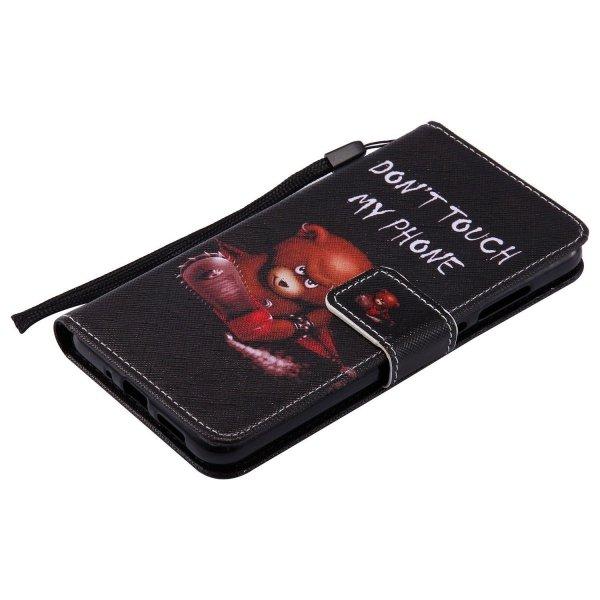 DON'T TOUCH MY PHONE - ETUI FUTERAŁ - Huawei P10 Lite