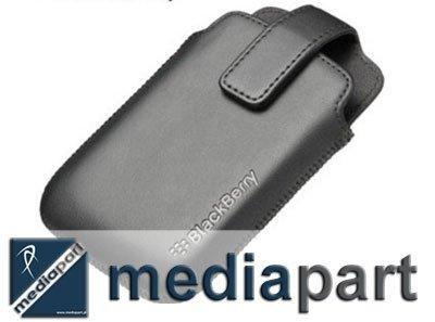 BlackBerry ORYGINALNA KABURA ACC-42448-201 do 9380 (czarna)