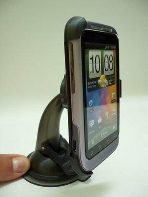 ORYGINALNY UCHWYT SAMOCHODOWY HTC WILDFIRE S -  CU S480