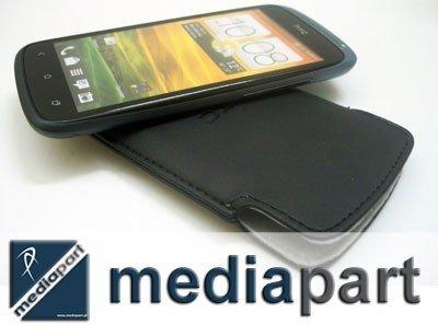 HTC PO S740 ORYGINALNE ETUI DEDYKOWANE DO ONE S  (czarne)