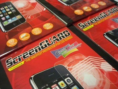 SCREENGUARD FOLIA OCHRONNA CrystalClear do SONY-ERICSSON XPERIA X10