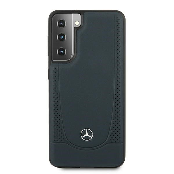 Etui Mercedes MEHCS21MARMNA S21+ G996 granatowy/navy hardcase Urban Line