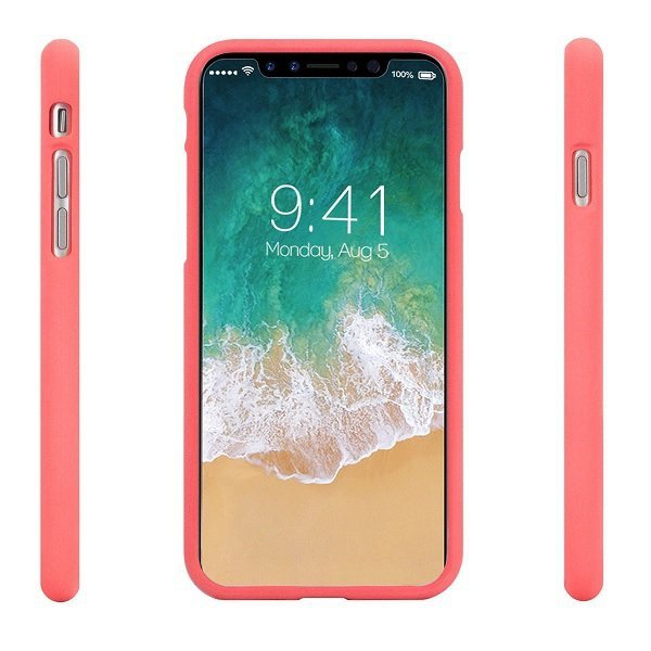 Mercury Soft Samsung A52 5G A526 różowy/pink
