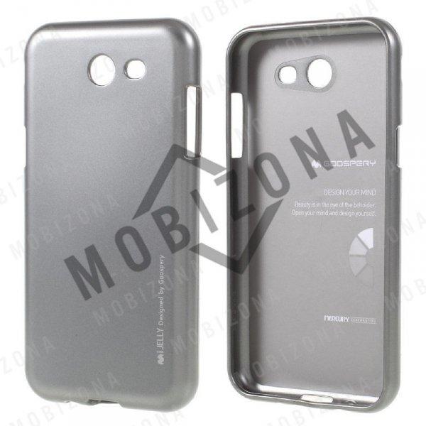 MERCURY JELLY CASE ETUI BACK COVER Samsung Galaxy J3 2017 SM-J327 (grey)