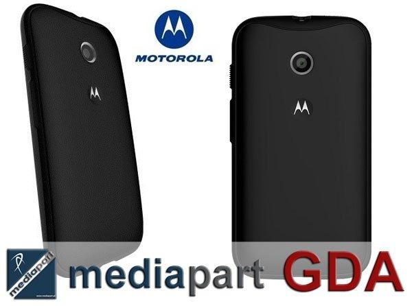 Oryginalne etui Motorola GRIP SHELL do Motorola Moto E  E DUAL