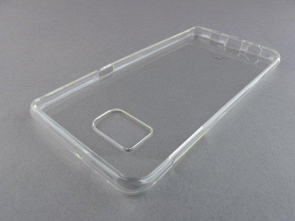 MERCURY JELLY CASE - ETUI BACK COVER DO SAMSUNG GALAXY S6 EDGE+ PLUS G928 (clear)