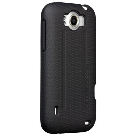 CASE-MATE HYBRID TOUGH RUBBER HTC SENSATION XL - (CM017096)
