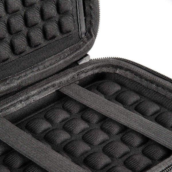 """Caseflex Shockproof Hard Drive Case do Twardych Dysków do 2,5"""" (czarny)"""