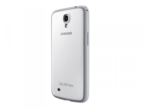 SAMSUNG PROTECTIVE+ COVER Samsung Galaxy Mega 6.3 GT-i9200, GT-i9205 (białe)