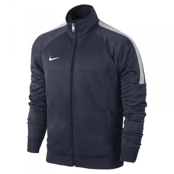 Bluza męska Nike Team Club Trainer granatowa 658683 451