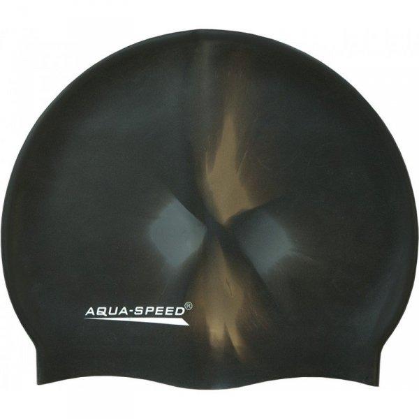Czepek Aqua-speed Bunt tęczowy kol 61