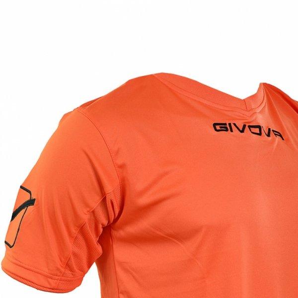Komplet Givova Kit Givova pomarańczowy KITC48 0001