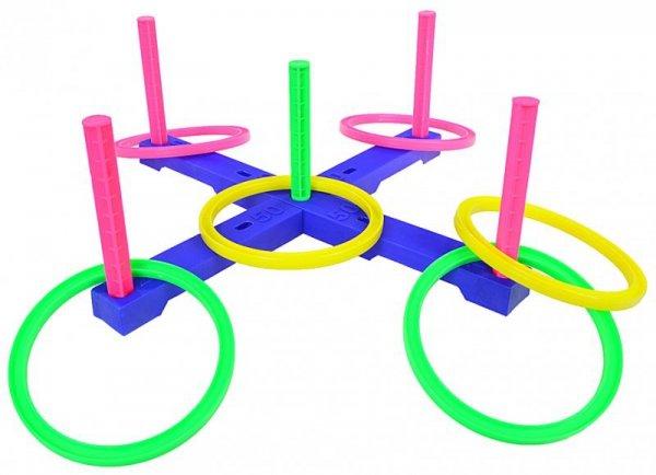 Gra zręcznościowa Ring Toss Vinex PRT 652