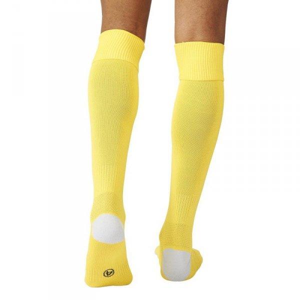 Getry piłkarskie adidas Milano 16 Sock żółte AJ5909 /E19295