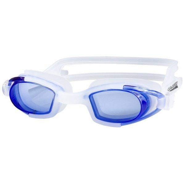Okulary pływackie Aqua-Speed Marea JR niebieskie 61 014
