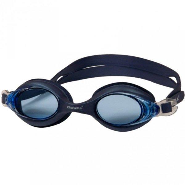 Okulary pływackie Crowell 2548 granatowe