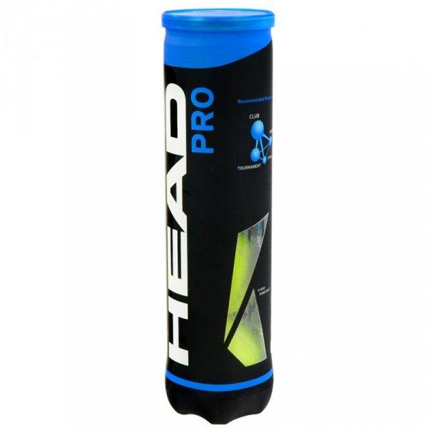 Piłki do tenisa ziemnego Head Pro 4szt