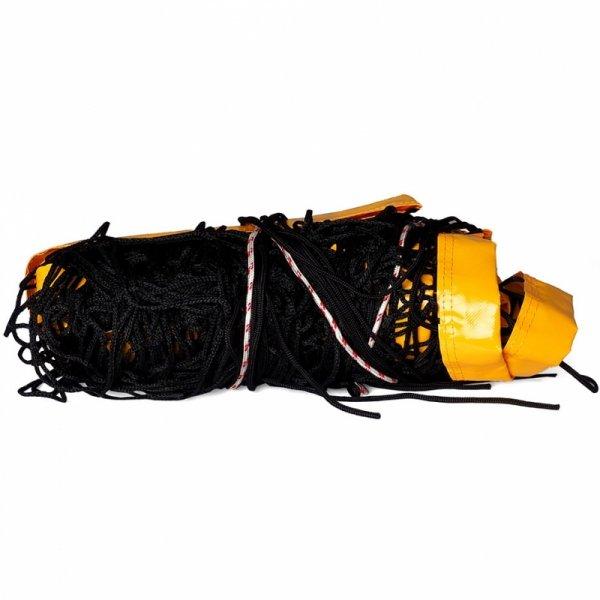 Siatka do siatkówki plażowej Netex czarna SI0010
