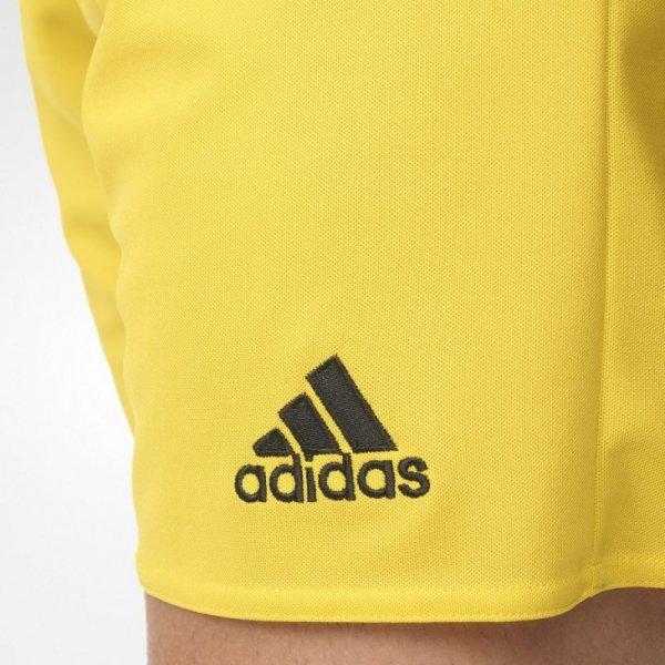 Spodenki dla dzieci adidas Parma 16 JUNIOR żółte AJ5885