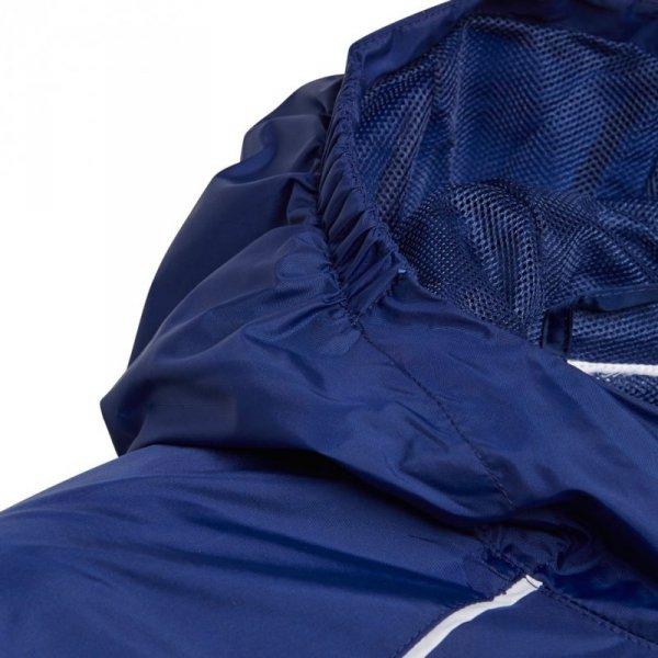 Kurtka dla dzieci adidas Core 18 Rain JUNIOR granatowa CV3742