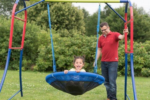 Huśtawka gniazdo Hudora Nest Swing 90 (72126)