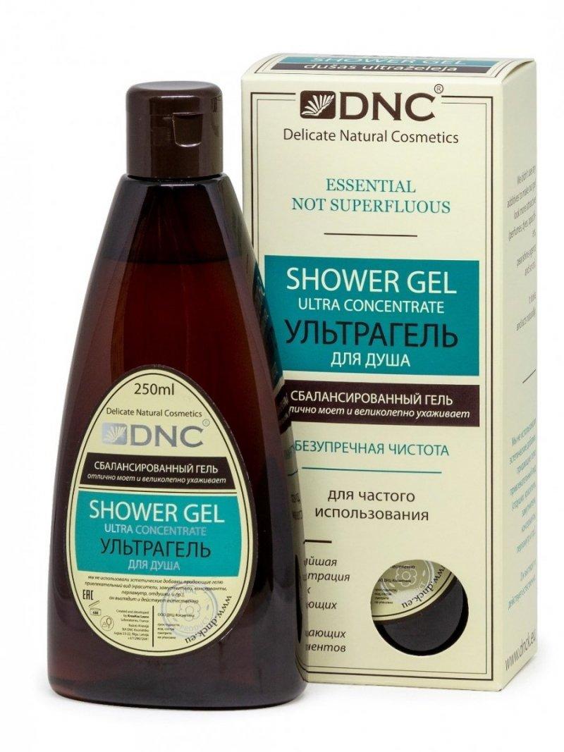 Skoncentrowany Żel pod Prysznic, 100% Naturalny, DNC
