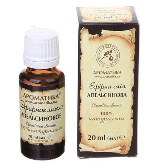 Olejek Pomarańczowy, 100% Naturalny, Aromatika, 20ml