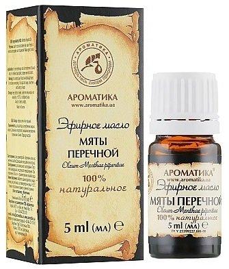 Olejek Miętowy, Aromatika, 100% Naturalny, 5ml