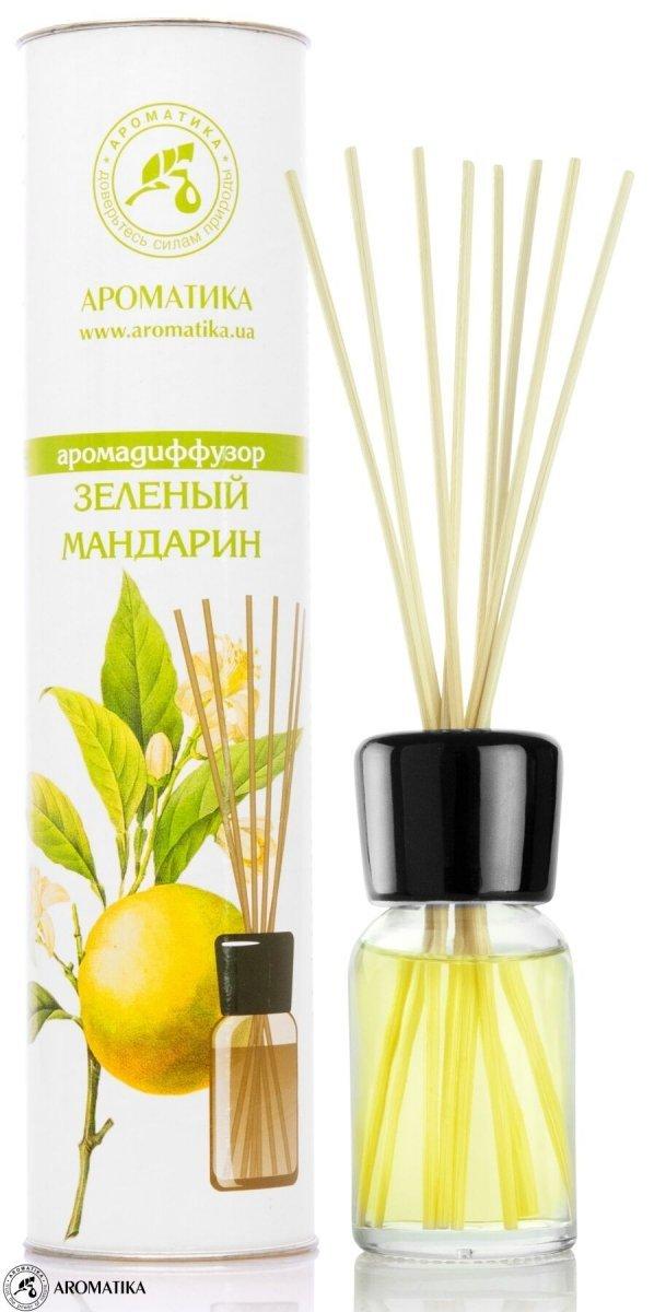 Dyfuzor Zapachu Zielona Mandarynka, Aromatika