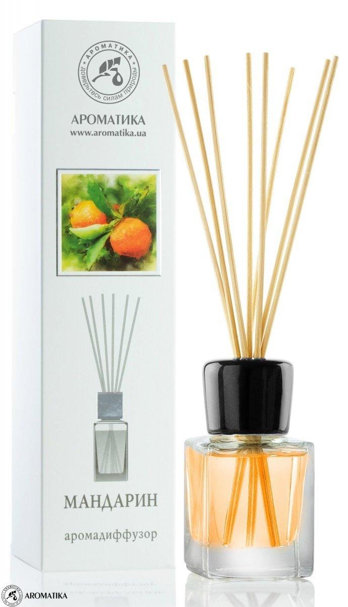 Dyfuzor Zapachu Mandarynka, 100% Naturalne Olejki, Aromatika