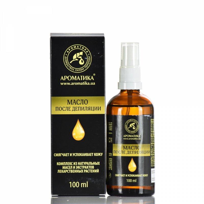 Olejek do Ciała po Depilacji, Aromatika, 100% Naturalny