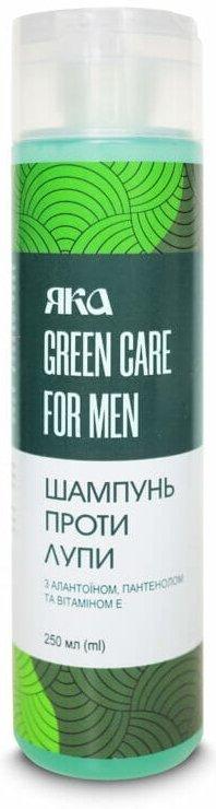 Szampon Przeciwłupieżowy dla Mężczyzn, 100% Naturalny Bez SLS